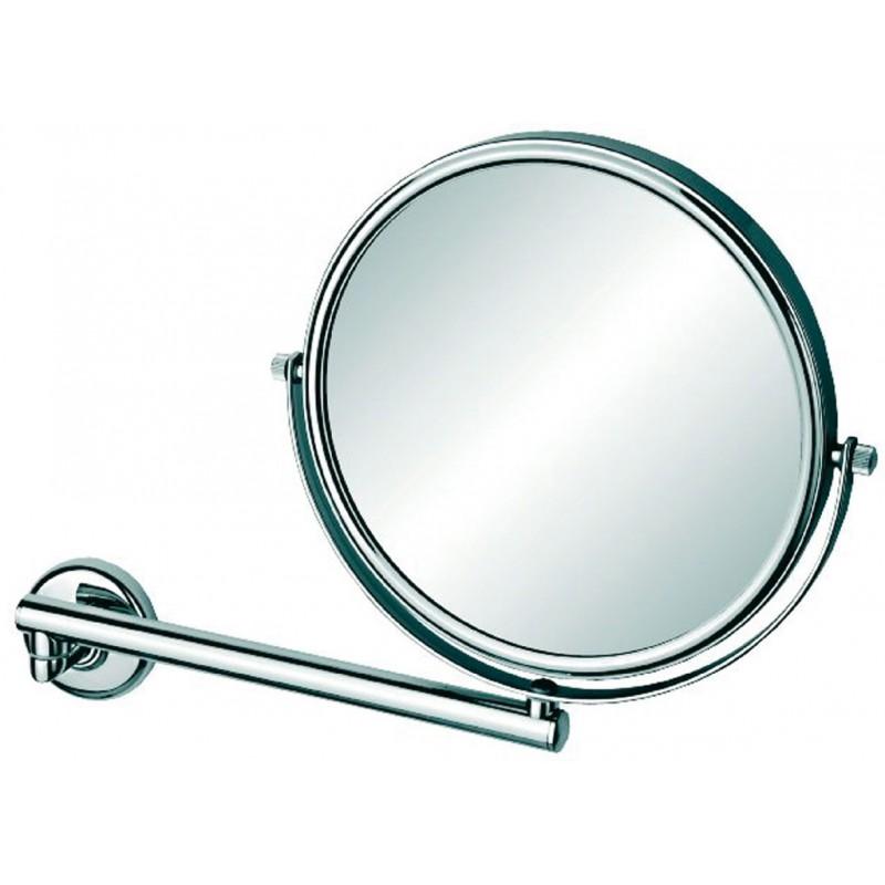 Miroir sur bras simple h tel collection manusec for Miroir simple