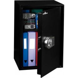 Coffre de sécurité série HT Noir RAL 9005