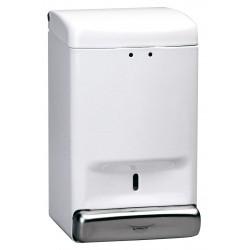 Distributeur de savon liquide Medigel, acier 1100 ml
