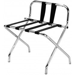 Porte-bagages Courtoisy® Steel avec dosseret