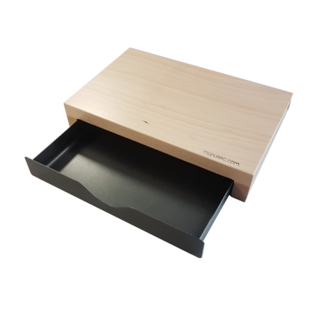 Plateau Courtoisy® Slimwoodbox New Naturel