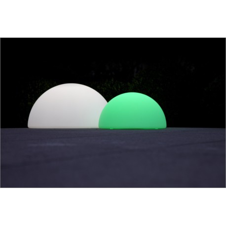 LUMINAIRE HALF BALL 35 cm