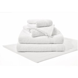 DRAP DE DOUCHE COURTOISY RELAXOTEL COUL. BLANC Taille 70x140