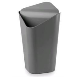 Poubelle Mini-Corner 5 L charbon