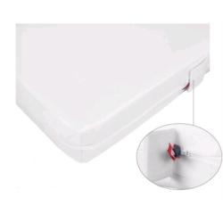 Protège-matelas anti punaises de lit - 80 x 200