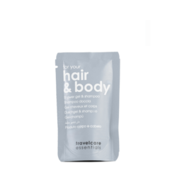 Gel cheveux et corps Travel Care Essential