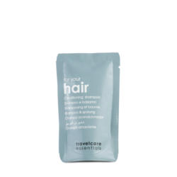 Shampoing et baume Travel Care Essential