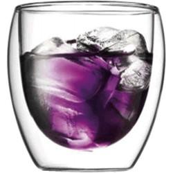 Set de 2 verres Modèle Pavina