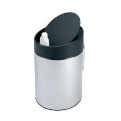 Poubelle à fixer Slide Bin (5 litres)