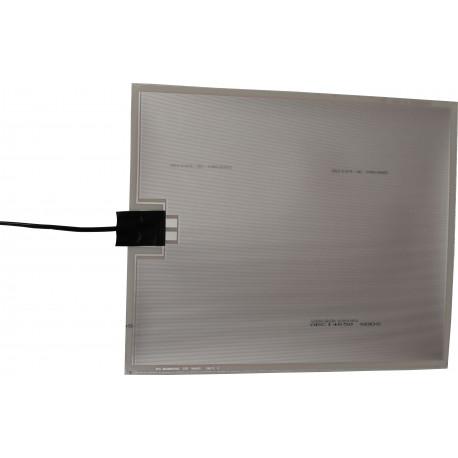Film chauffant antibuée Courtoisy® (40 x 50 cm)