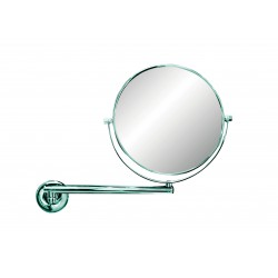Miroir sur bras simple - Luna Collection
