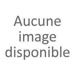 CINTRE GALBE BARRE CROCHET ANTIVOL SELON NUANCIER(50) TEINTE WENGÉ